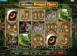 Bengal Tiger Kasinopeli logo